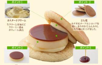 大分 お土産 湯布院 ゆふいん創作菓子 ぷりんどら 4個入 - 菊家