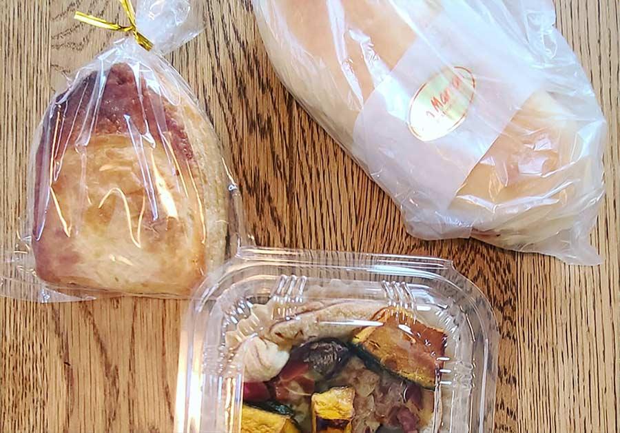 千葉債花見川区幕張 やきたてパン工房 サンマロン